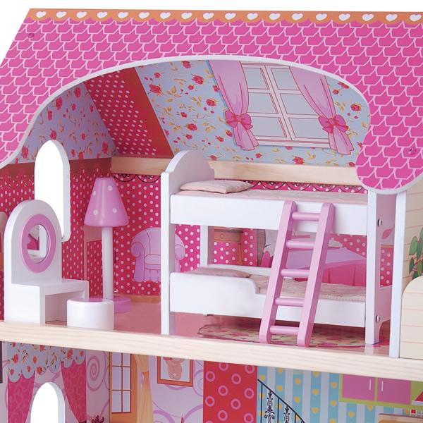 Casa mu ecas maxi house montada jugueteria online - Casa munecas eurekakids ...
