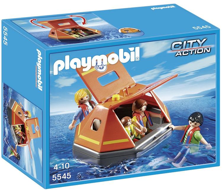 Ballena y lancha jugueteria online juguetes online madrid - Playmobil piscina ballena ...
